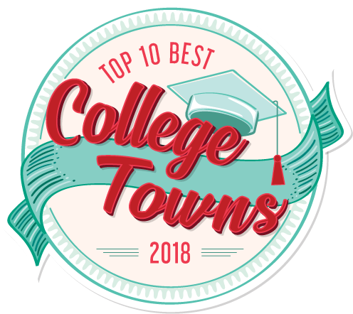 Livability Top 10 Best College Towns 2018
